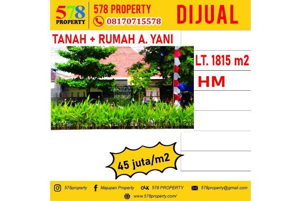 Rp81,6mily Tanah Dijual