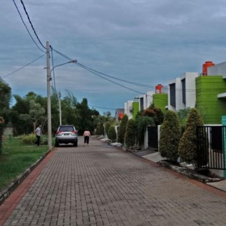 Dijual Rumah Minimalis di Regency Melati Mas TangSel