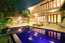 Villa Canggu Komplek Pemandangan Sawah