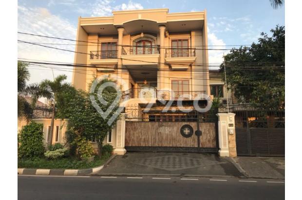 Rumah di Meruya Utara Kembangan Jakbar Jalan Lebar 17698904