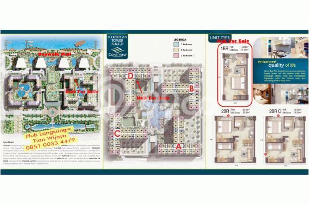 Dijual CEPAT Apartemen Green Bay Pluit 21m2 8876963
