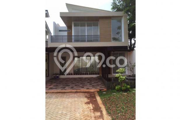 Dijual Rumah Arsitektur Modern Bebas banjir modernland tangerang. 12260246
