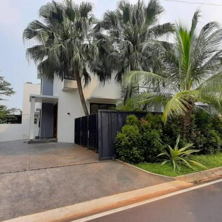 Rumah Cantik Siap Huni Di Kawasan Pondok Indah