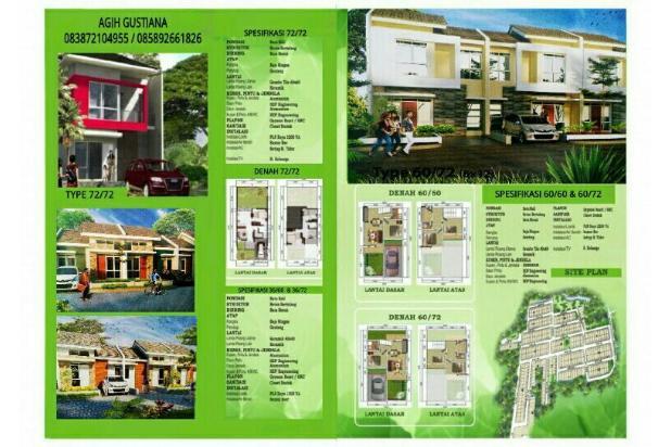 Pamulang park residence Blok H Hook 2Lantai 16047596