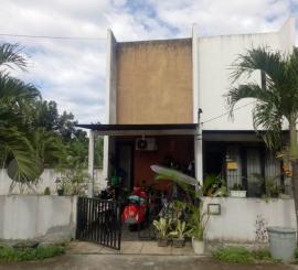 Rumah cluster pamulang harga terjangkau LB/LT. 45/139 m2