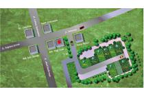 Tanah Siap Bangun di Jantung Kota berlokasi Veteran Sudirman Palembang