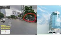 Gedung baru KH Mas Mansyur dekat ANZ Tower Soedirman