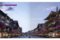 Ruko model japanes style 4 lantai termuraaah di Karawang