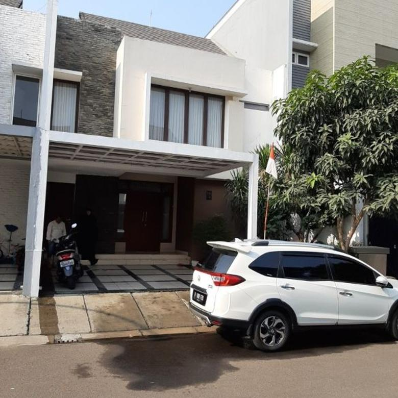 DIJUAL!! Rumah Bagus Jalan 2.5 Mobil di Klp Gading, Bisa Nego