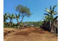 Tanah kavling di cipanas cianjur di jual murah bisa di cicil