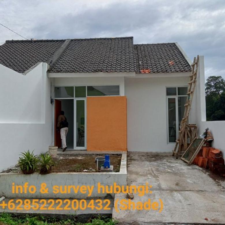 Rumah Siap Huni murah tipe 36/72 di De House Valley Cidahu