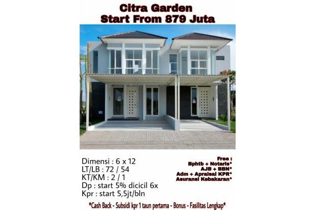 Rp879jt Rumah Dijual