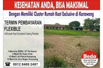 Segera Miliki Rumah Kost Sanyland Karawang, karena Semakin Har
