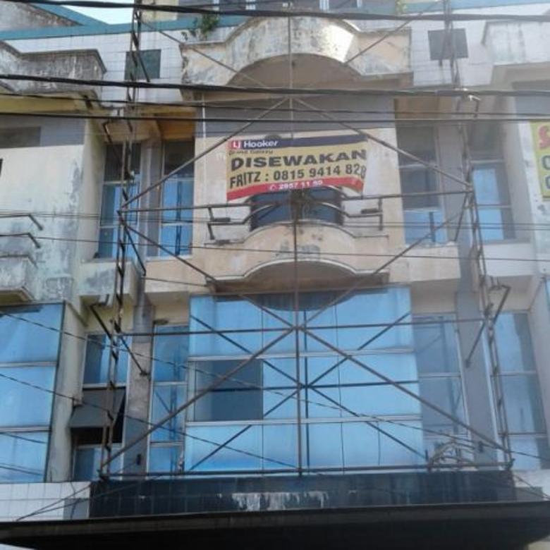 Dijual Ruko Dekat Jalan Utama di Galaxy Bekasi