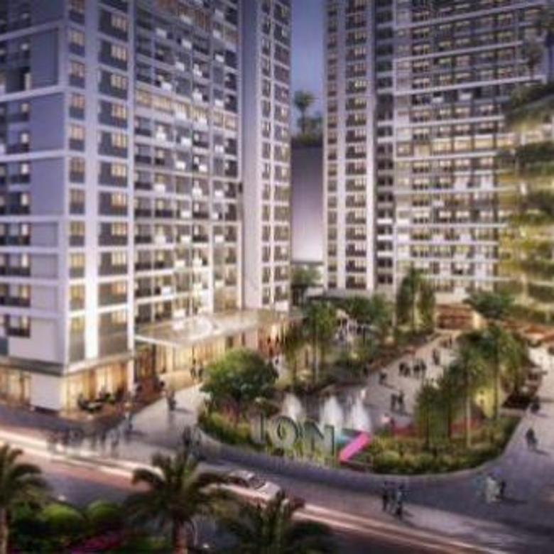 apartemen 10NZ place alam sutera, apartemen dengan konsept loft 2 lantai