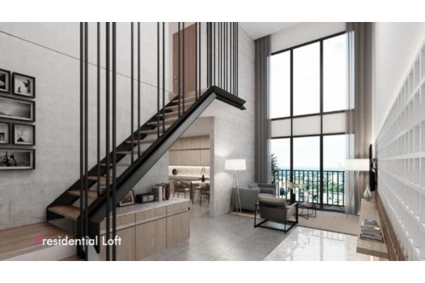 Rp556jt Apartemen Dijual