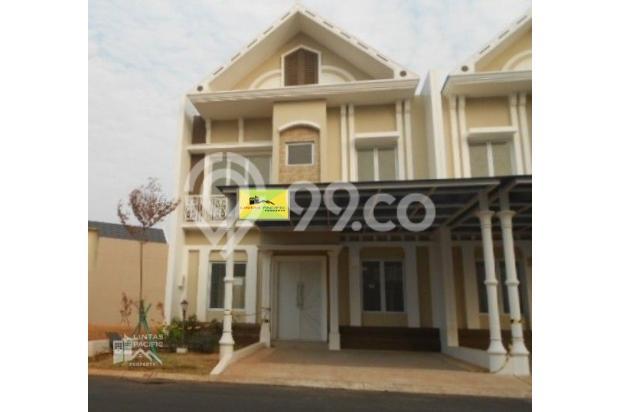 Rumah Tingkat Megah di Cluster South Thames Jakarta Garden City 13425199