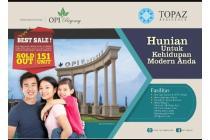 Cluster Topaz OPI Regency 2, Hunian yang cocok untuk Keluarga Muda !!!