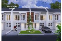 Rumah 2 Lantai Free Biaya2 Lokasi Strategis Di Kota Bekasi
