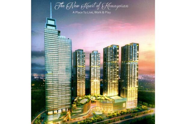 Dijual Harga Modal Apartemen Menara Jakarta LT. 18