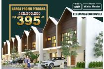 Villa Murah Puncak Fasilitas Smart Home System