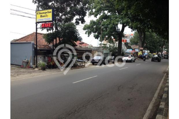 Tanah Strategis Jalan Cihampelas Bandung 16225044