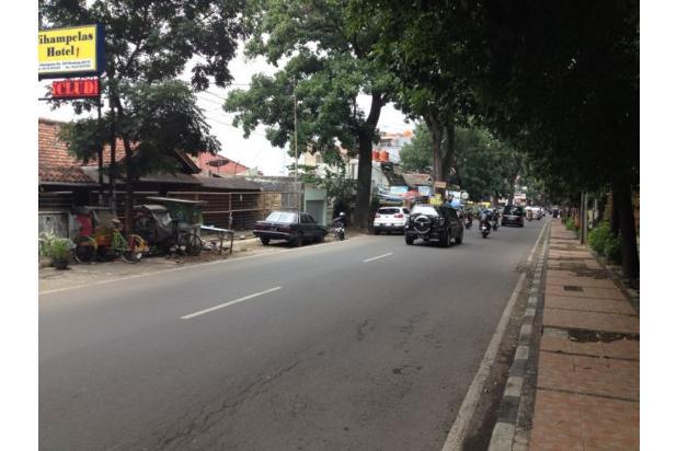 Tanah Strategis Jalan Cihampelas Bandung 16225045