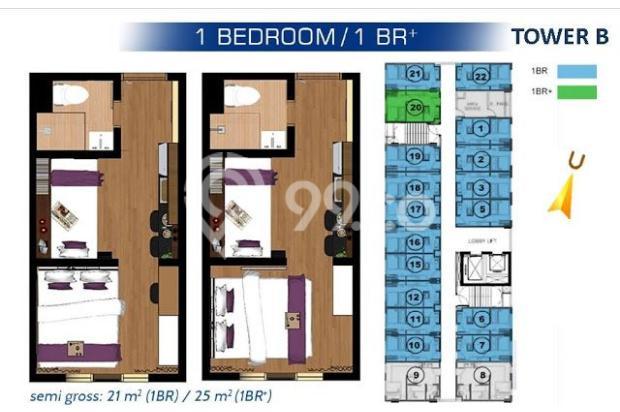 Dijaul apartemen murah lokasi City Square Tower 2 16845756