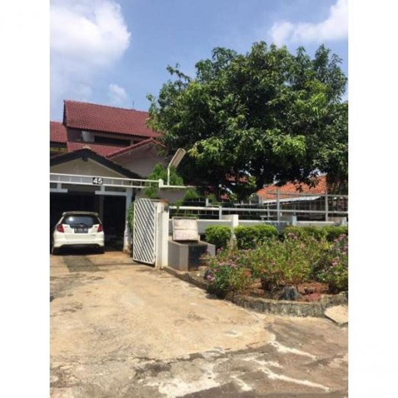 Dijual Rumah Asri Nyaman Siap Huni di Rempoa Tangerang Selatan