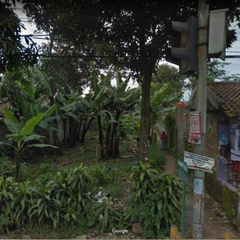 Tanah 3000m2 45x64 di Otista Raya Jaktim