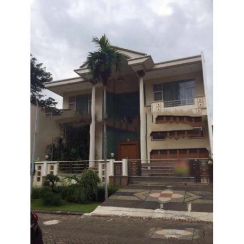 Dijual Rumah Cantik Lokasi Strategis di Pinisi Indah Jakarta