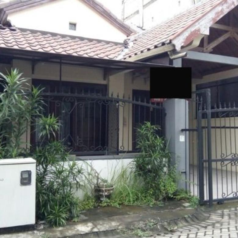 Rumah Dijual Taman Puspa Raya Surabaya