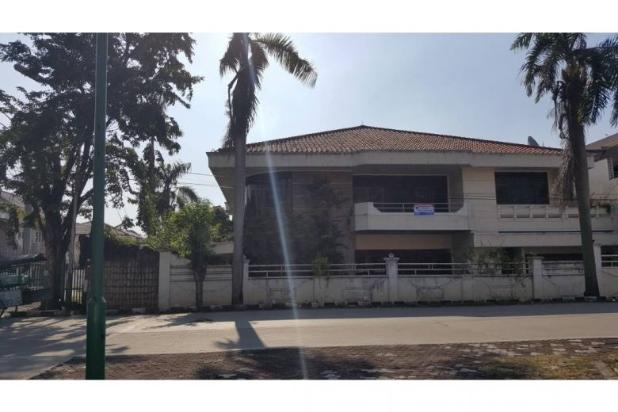 DiJual Rumah Tua Hitung Tanah di Green Garden, Kebon Jeruk, Jakarta Barat, 11979275