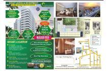 apartemen mewah Fully furnished di Gegerkalong Bandung