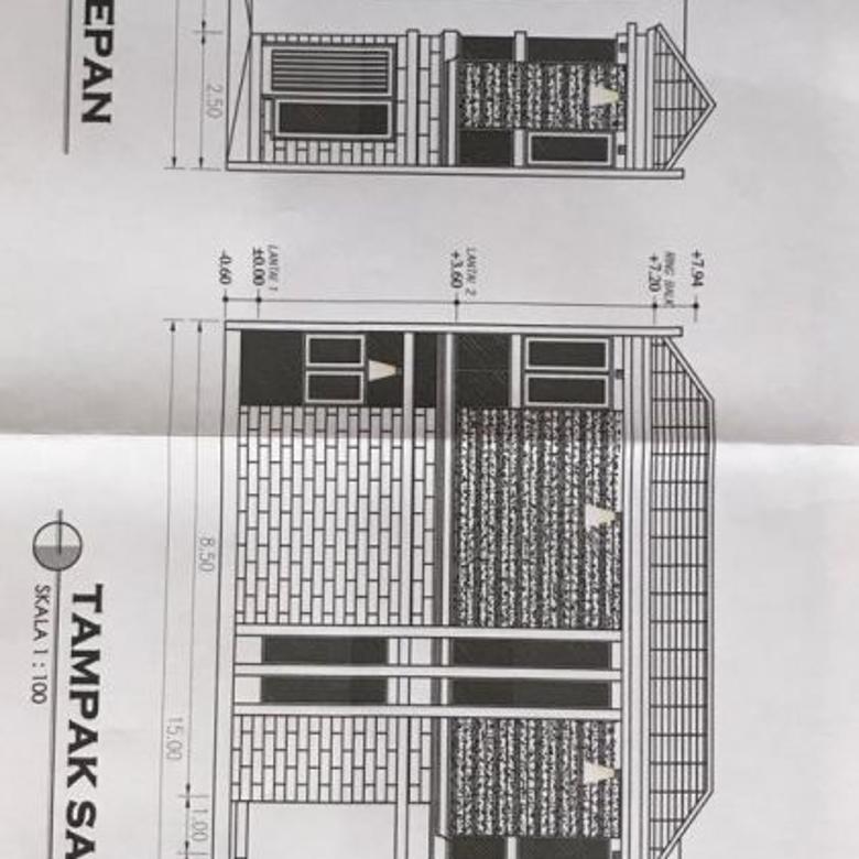 #A1700 Modern Compact House At Nirwana Eksekutif 2FLOOR SHM