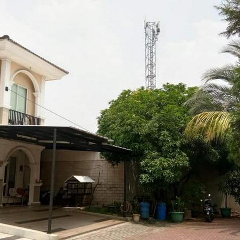 Rumah Di Cluster Il Rosa Paramount Kelapa Dua Tangerang