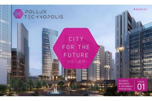 Dijual Apartemen Pollux Technopolis Strategis di Telukjambe, Karawang 13961404