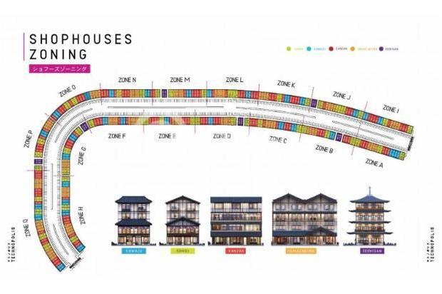 Dijual Apartemen Pollux Technopolis Strategis di Telukjambe, Karawang 13961409