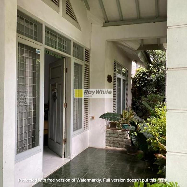 Rumah 1 Lantai Siap Huni Terawat di Cinere, Depok Jawa Barat