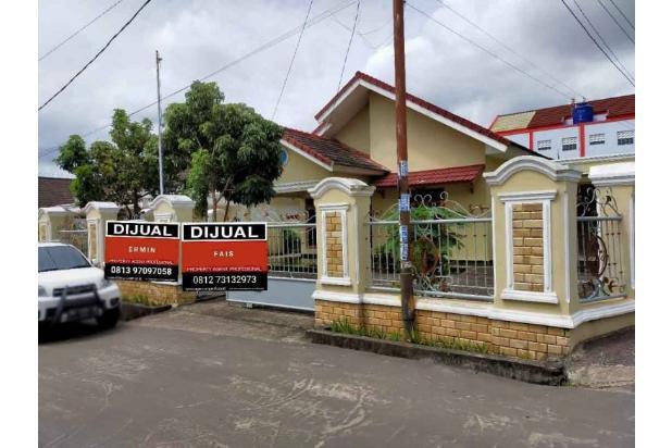 New Listing Jual Rumah Jln Bonsai Raya Demang Lebar Daun