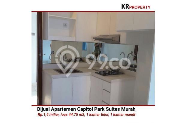 KR Property - Dijual Apartemen Capitol Park Menteng 081280005435 13961833