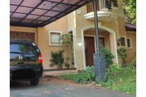 Rumah MURAH hoek SEMI FURNISHED siap huni di puri bintaro sektor 9 tangerang selatan