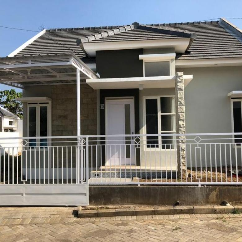 Rumah Baru Siap Huni Kawasan Kampus
