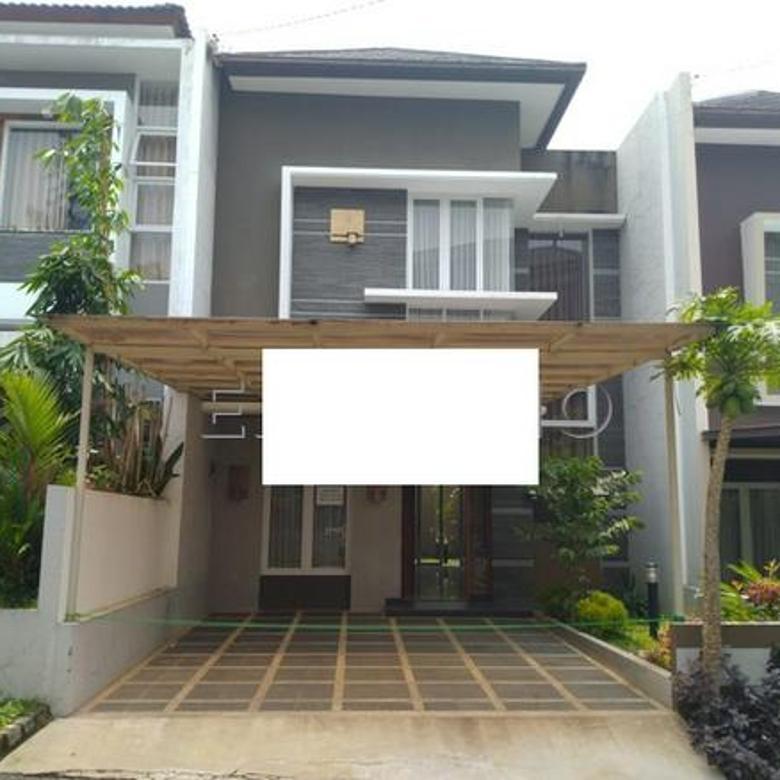Rumah Minimalis Pondok Hijau Bandung Utara (TR)