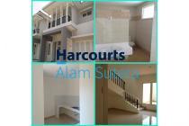 Dijual Rumah Suvarna Padi Mahoni