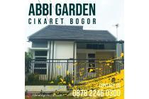 Perumahan Kpr Bogor | CLUSTER ABBI GARDEN