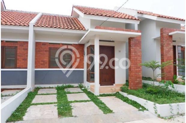 Segera! Kirana TownHouse Sawangan DP 0%, Bunga 6% 17149445