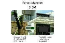 dijual rumah murah forest mansion lakarsantri surabaya barat siap huni baru