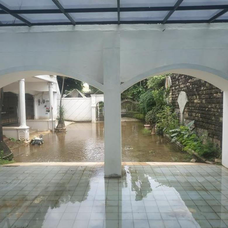 Rumah Mewah, Harga Murah, Tanah LUASSS Pinggir Jalan Kota Tangerang