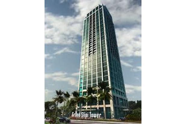 Dijual Ruang Kantor 215 sqm di Grand Slipi Tower, Slipi, Jakarta Barat 13154222
